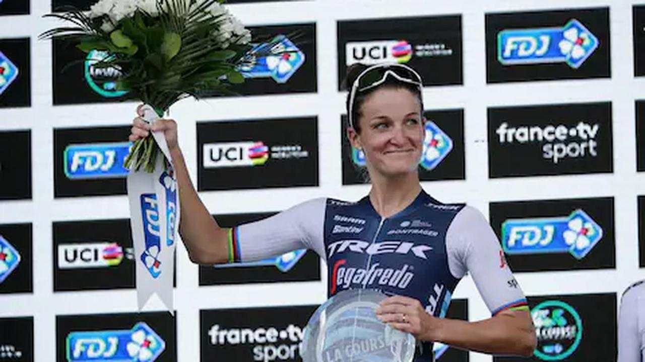 Women's Tour de France will take my sport to another level