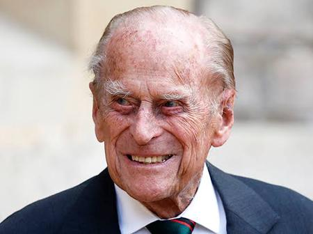 Husband of Queen Elizabeth II dies at 99