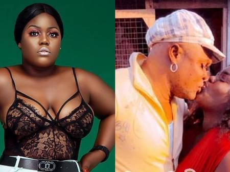 Fans React After Seeing The Photo Of Bunkom Banku And Alleged Ex Girlfriend Of Patapaa