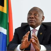 Surprisingly! President Cyril Ramaphosa was not invited
