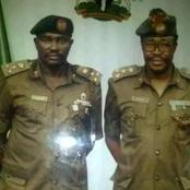 Meet the only 2 Generals from same parent in Nigeria and how a woman separated them
