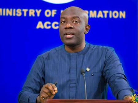 Information Minister NPP Indirectly Tells The NDC To Go To Court With Their Declarations