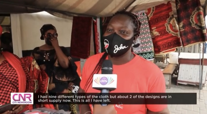 """58aca6e6182246859d3b8598d13c58c3?quality=uhq&resize=720 - """"Ghana Mourns"""": Funeral Cloths With JJ Rawlings Image In High Demand In Ghana"""
