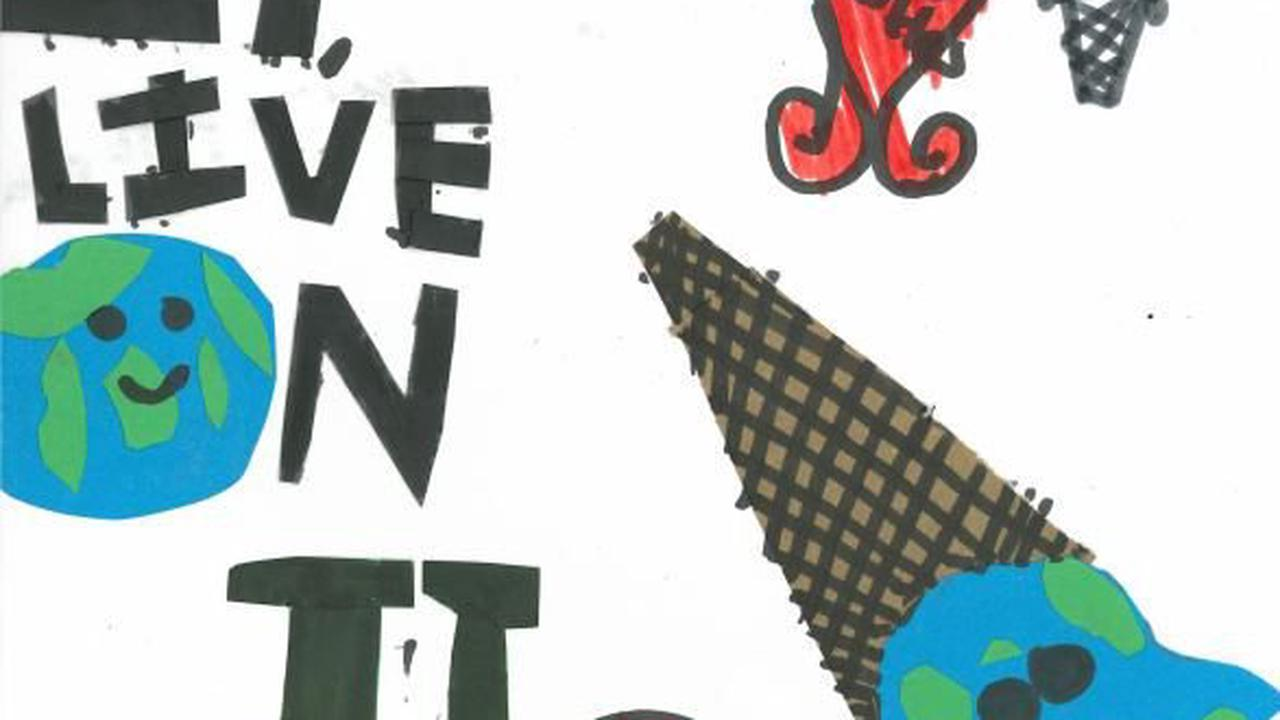 Children from Cornish schools showcase creative talent as they welcome the G7 Summit leaders
