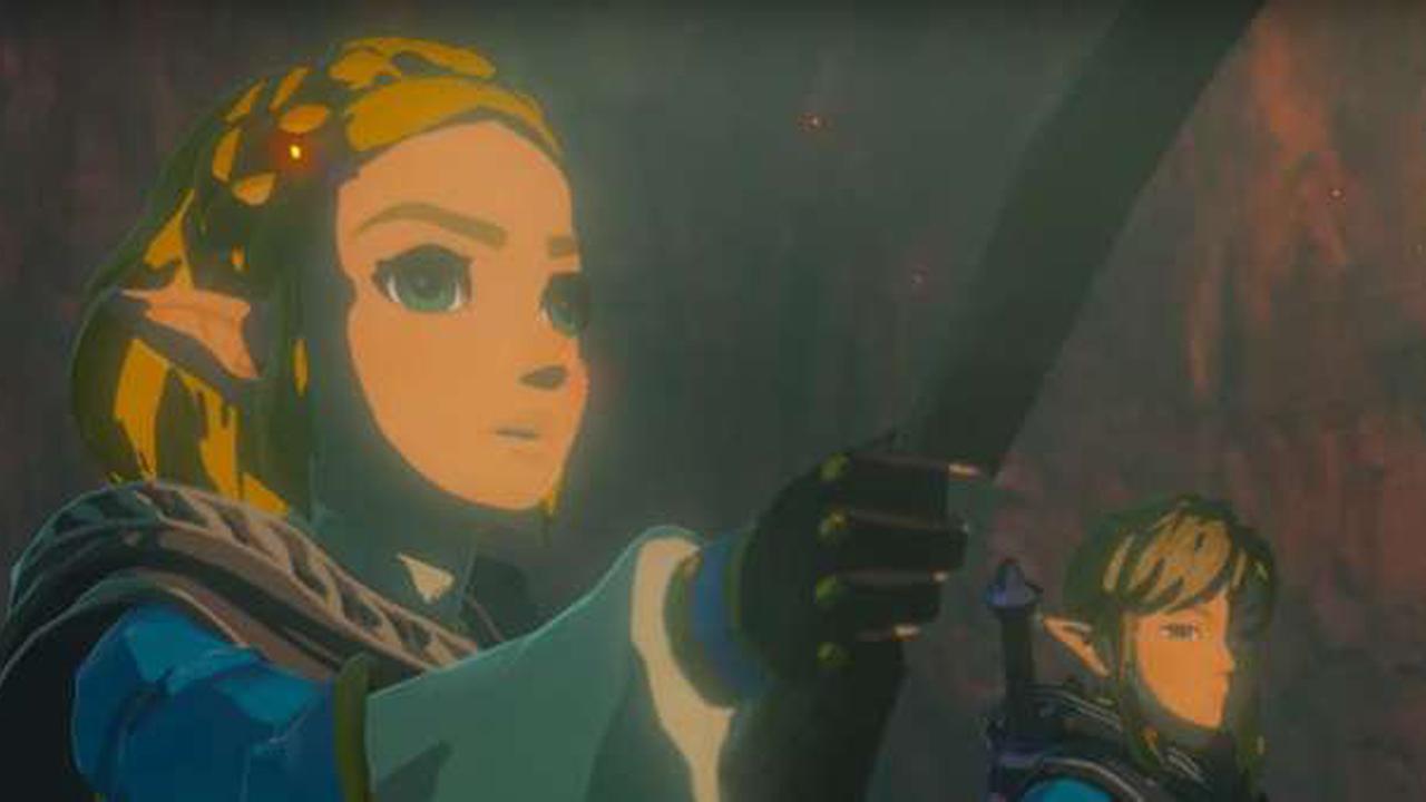 Zelda: Erster Trailer zu «Breath of the Wild 2» zeigt neue Details
