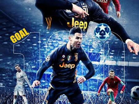 (Opinion) See The Next Record Cristiano Ronaldo Will Create For Juventus If He Can Do This