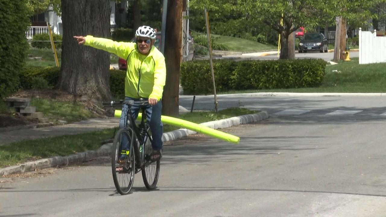 Benefits of cycling, street safety the focus of Bike Month
