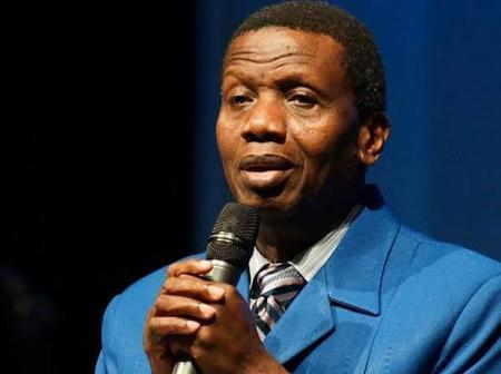 Pastor Adeboye Reveals The First Man To Pay Tithes, Calls Him An Addicted Worshiper
