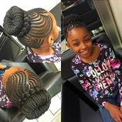 Mummy, Check Out These Lovely Hair Styles Your Little Princess Can Slay To School This Week