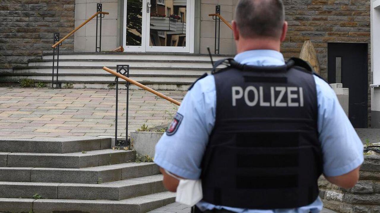 Hagener Synagoge: Verdächtiger muss in Untersuchungshaft