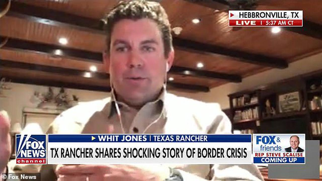 Texas ranchers claim they have found bodies of illegal immigrants on their property for YEARS, as border crisis escalates amidst claims of 'starved and sexually abused' children