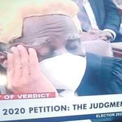 The Moment Tsatsu Tsikata Was Disappointed By SC Judgement