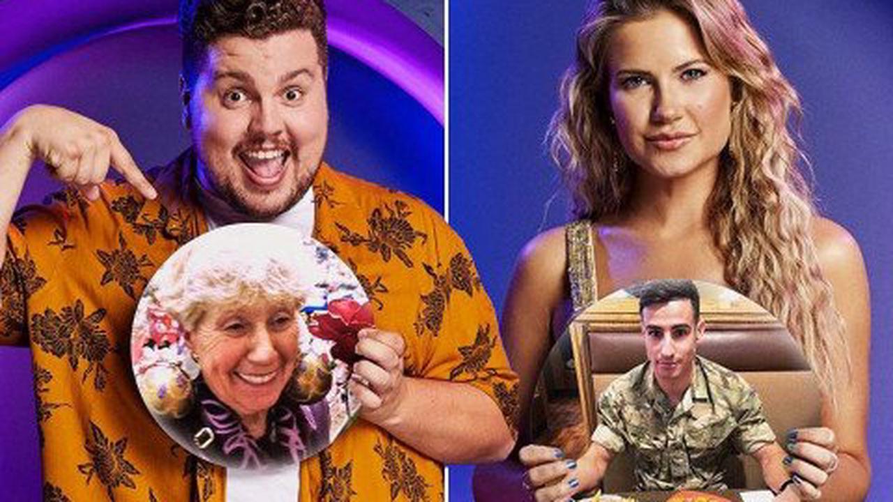 The Circle: 'Nana Dot' star Scott reveals the slip-up from Felix cut from show