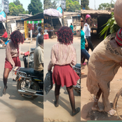 Photos: See How These Students Took Rag Day To Another Level Today In Anambra State