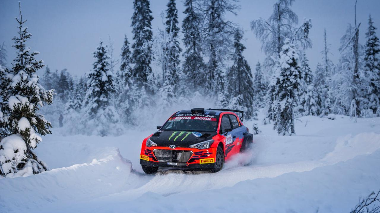 L'Arctic Rally également à huis clos