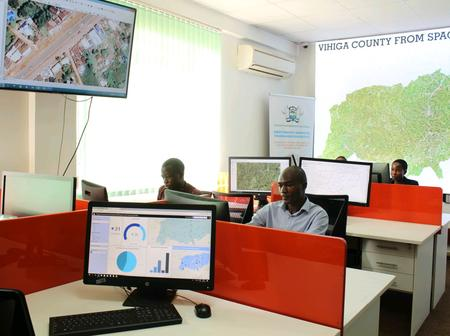 The First County To Adopt Geospatial Technology In Kenya