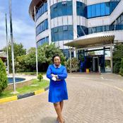 Betty Kyalo Makes A Great Comeback To The Screens