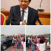 Hours after DSS, Police attempted to Arrest Sunday Igboho, See what Shehu Sani told Govt to focus on