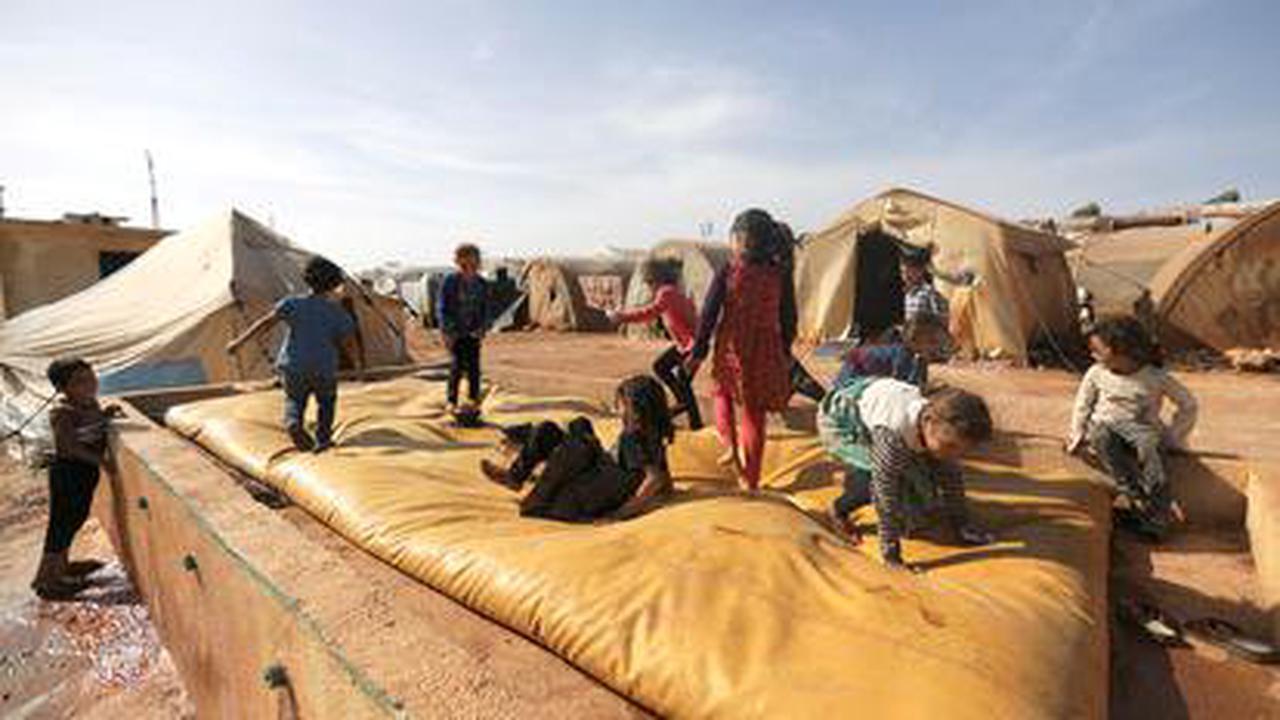 Syrie: 62 enfants morts cette année dans des camps