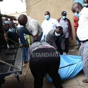 Chief Government Pathologist Reveals What Killed The Man In Jogoo Road Three  Murder Probe