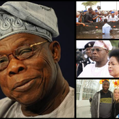 Olusegun Obasanjo Is 84 Years Old Today, Meet His 20 Children, Wives And Photos Of His Otta Farm