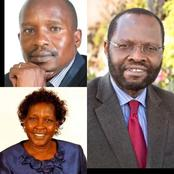 Top 5 most educated politicians in Kenya