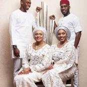 Jay-Jay Okocha is a year older today.See the recent pictures of the legend and his beautiful family
