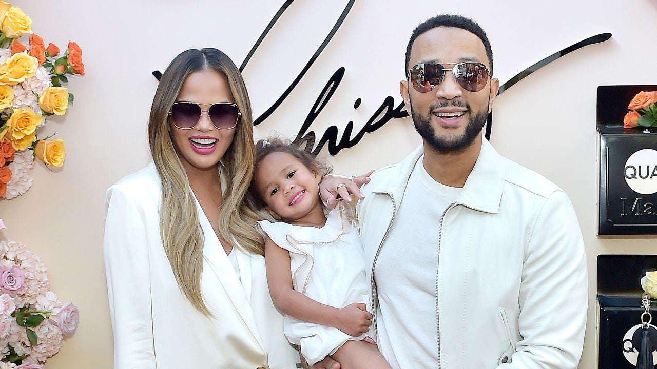 John Legend Praises 'Wonderful Wife' Chrissy Teigen After a 'Year That Tested You in So Many Ways'