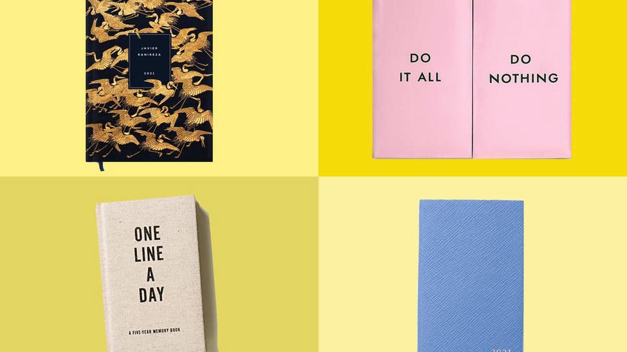 Best 2021 diaries and year planners