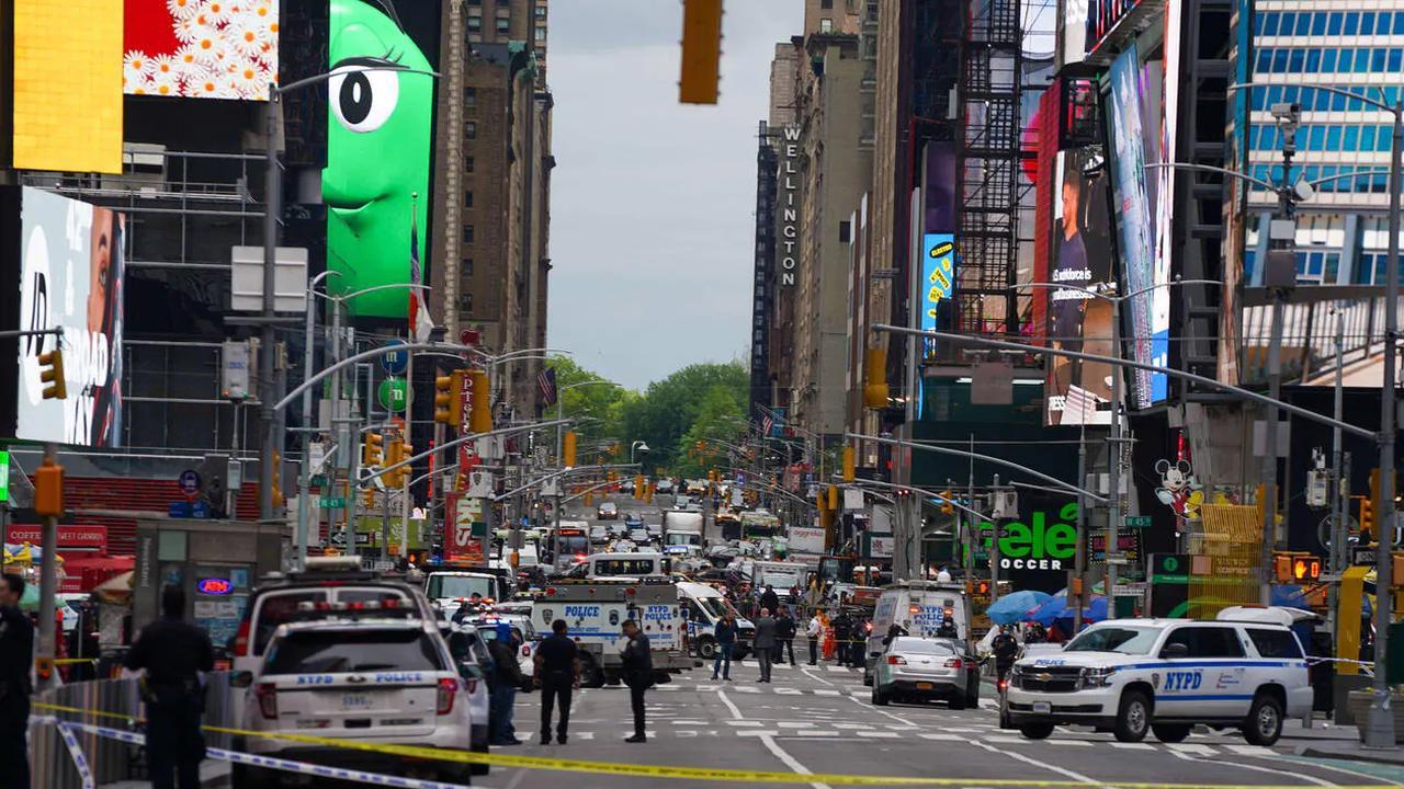 3 blessés dont un enfant dans une fusillade à Times Square