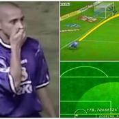 Throwback Thursday: The impossible goal Roberto Carlos scored that had to be forensically studied.