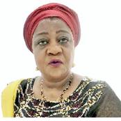 Checkout What Lauretta Onochie Tweeted About The Army, Hours After Kagara Boys Were Released.