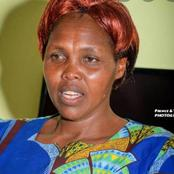 Tears Flow In Bomet As The Late Teacher Emmy Who Was Set Ablaze By Her Husband Is Laid To Rest