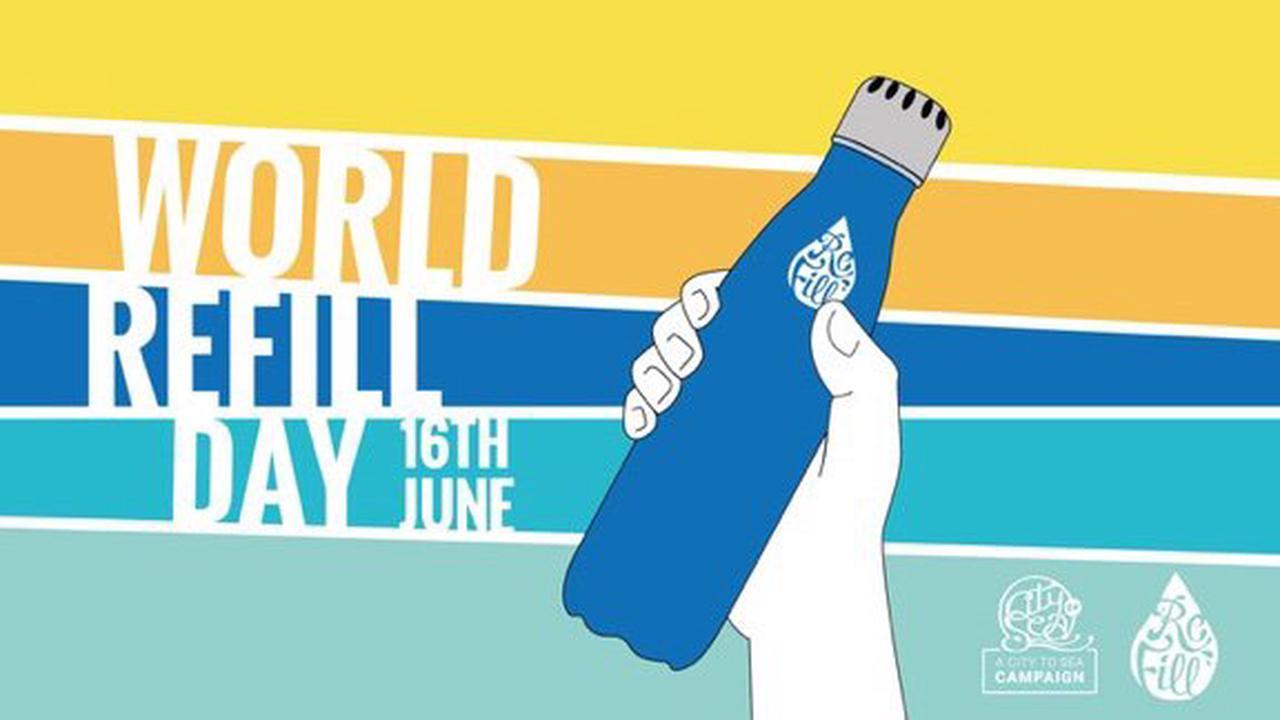 Refill Day 16 June