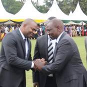 Details of What Transpired Before Echesa Was Transferred to Nairobi