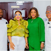 Reactions As Nigerian Christian Pilgrim Commission Appoints Tonto Dikeh As Ambassador For Peace Building