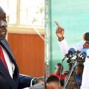Joshua Kutuny Asks For Kalenjin's Peace After Sudi's 'Reckless' Utterances on Uhuru