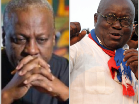 Mahama should remember what happened to NPP in 2012