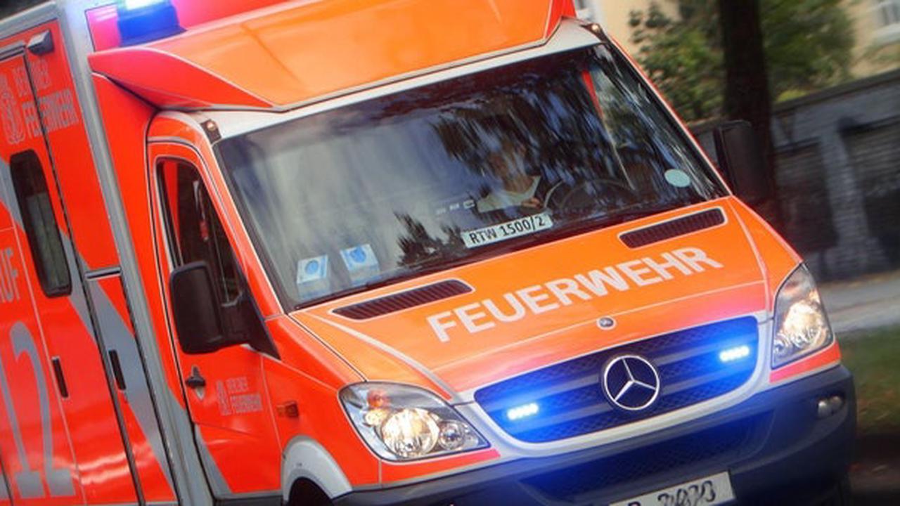 Radfahrer tödlich verletzt