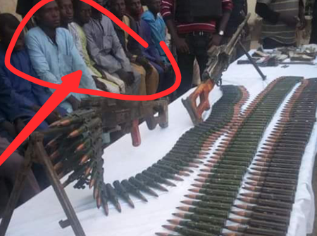 Hausa Man, His Two Sons Were Arrested Alongside 13 Men In Katsina State, Checkout What They Did