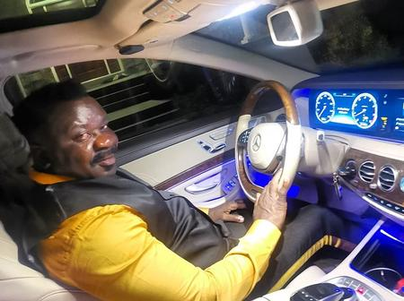 After 10 Years Since His Wife Passed On, See How God Has Transformed Koo Ofori's Life (Photos)