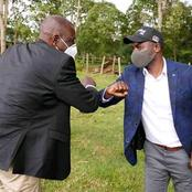 Panic in Hillary Barchok's Camp as DP Ruto is Feared to Endorse his Fierce Rival