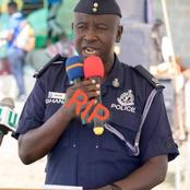 Sad News: Police Commander Dies From 'Unexplained' Sickness
