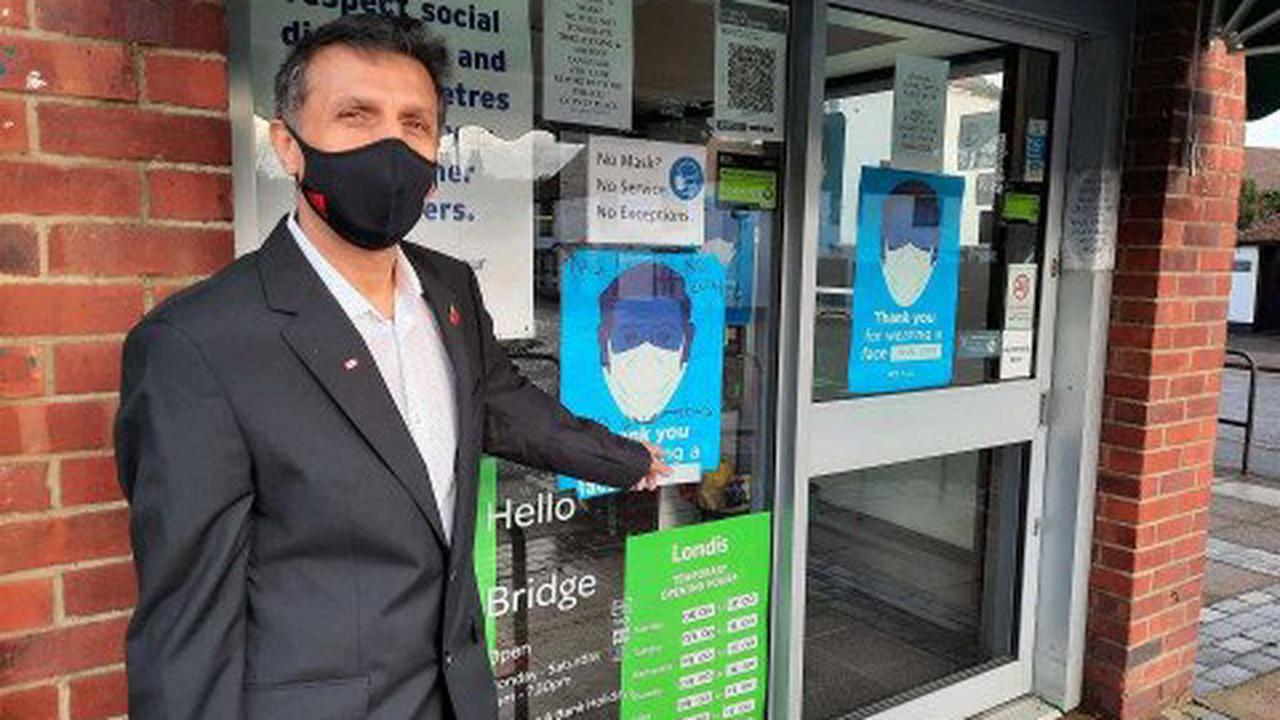 Village shop staff racially abused for refusing to serve customers without masks