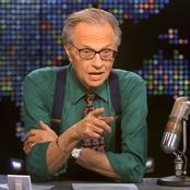 Usa / Deuil : Le célèbre journaliste et animateur Larry king est décédé ce jour à l'âge de 87 ans