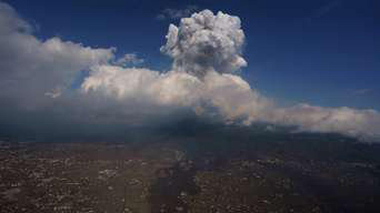 Nach Vulkanausbruch auf La Palma – Giftwolke zieht über Deutschland