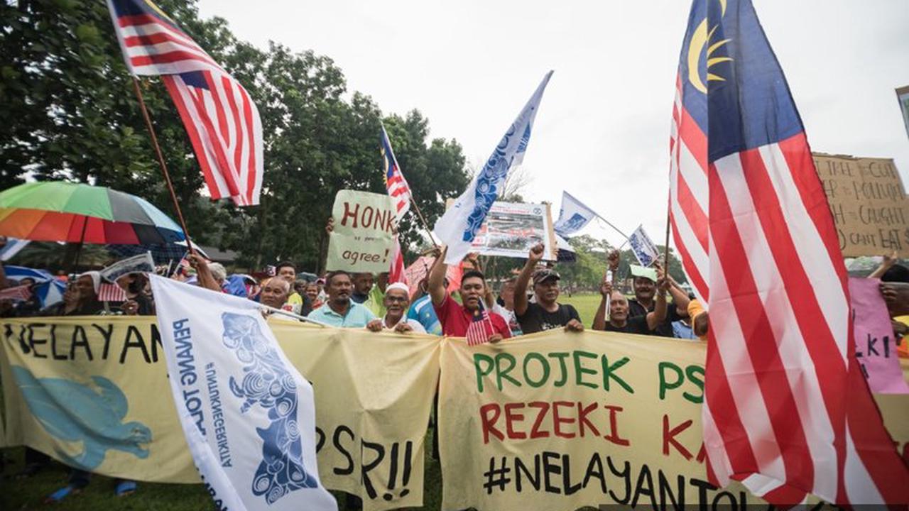 Fishermen condemn Penang's 'ridiculous' RM20,000 compensation