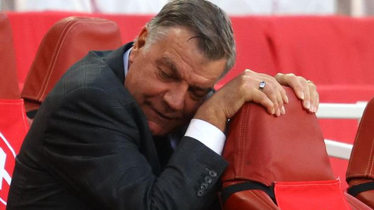 West Brom fans demand Sam Allardyce decision as relegation confirmed