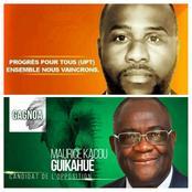 Élections législatives à Gagnoa : Jhonny patcheko s'en prend au ministre Guikahué