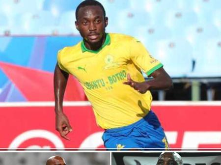 Pitso Mosimane interested in Shalulile offering Sundowns R20 million for his release